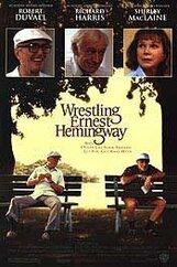 Постер к фильму «Я боролся с Эрнестом Хемингуэем»