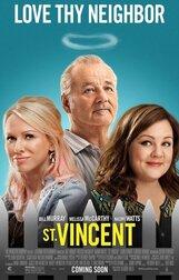 Постер к фильму «Святой Винсент»
