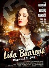 Постер к фильму «Лида Баарова»