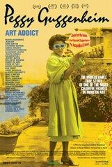 Постер к фильму «Пегги Гугенхайм: Ни дня без искусства»