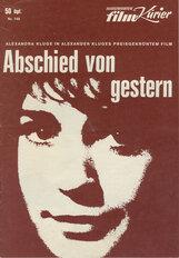 Постер к фильму «Прощание с прошлым»