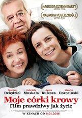 Постер к фильму «Мои дочери — коровы»