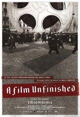 Постер к фильму «Неоконченный фильм»