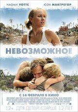 Постер к фильму «Невозможное»