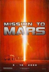 Постер к фильму «Миссия на Марс»