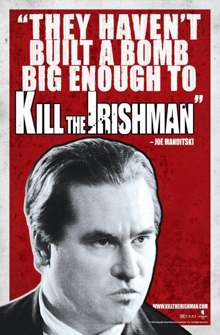 «Фильм Убить Ирландца» — 2014