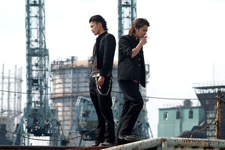Download Lagu Soundtrack Film Crows Zero