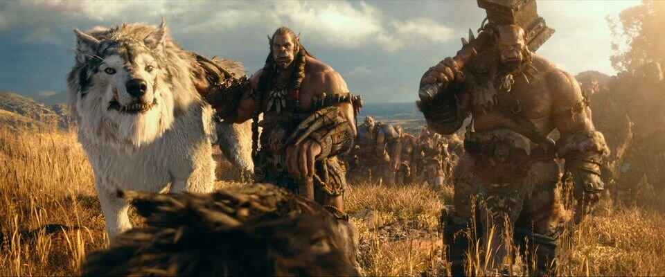 Before world of warcraft, in the timeline from the warcraft the franchise business, the film is mainly