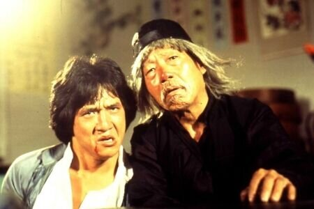 This film is a classic from 1980 by yuen wo ping