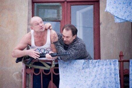 Актер алексей гуськов и его семья дети фото