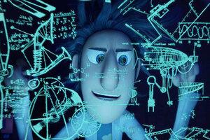кадры и фото из фильма Облачно, возможны осадки в виде фрикаделек 3D