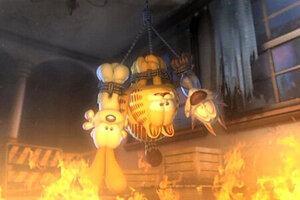 кадры и фото из фильма Настоящий Гарфилд