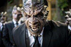 кадры и фото из фильма Я, Франкенштейн 3D