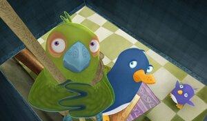 кадры и фото из фильма Пингвиненок Джаспер: Путешествие на край света