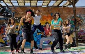 кадры и фото из фильма Город танца