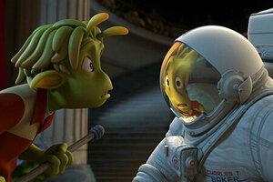 кадры и фото из фильма Планета №51