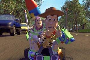 кадры и фото из фильма История игрушек: Большой побег 3D