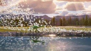 кадры и фото из фильма Хороший динозавр 3D