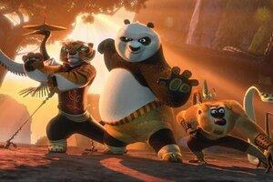 кадры и фото из фильма Кунг-Фу Панда 2 в 3D
