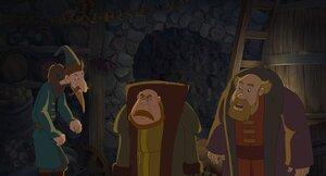 кадры и фото из фильма Три богатыря. Ход конем 3D