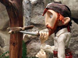 кадры и фото из фильма Робинзон Крузо: Предводитель пиратов