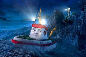 кадры и фото из фильма Элиас и королевская яхта