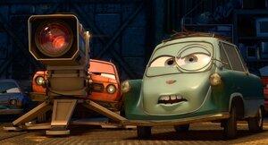 кадры и фото из фильма Тачки 2 в 3D