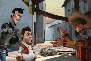 кадры и фото из фильма Дон Кихот