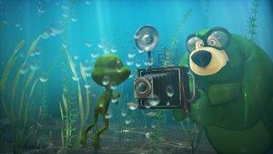 кадры и фото из фильма Маша и медведь. День кино 2016