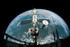 кадры и фото из фильма Космическая станция IMAX 3D