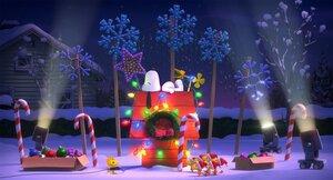 кадры и фото из фильма Снупи и мелочь пузатая в кино 3D