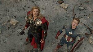 кадры и фото из фильма Мстители