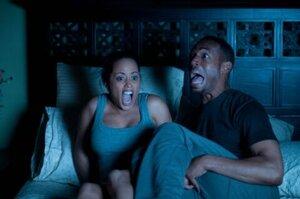 кадры и фото из фильма Дом с паранормальными явлениями