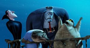 кадры и фото из фильма Монстры на каникулах 2 3D
