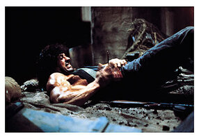 кадры и фото из фильма Рэмбо 3