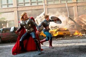 кадры и фото из фильма Мстители IMAX 3D