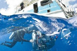 кадры и фото из фильма На глубине морской 3D