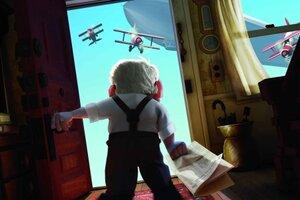 кадры и фото из фильма Вверх 3D