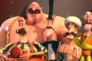 кадры и фото из фильма Цирк! Цирк! Цирк!