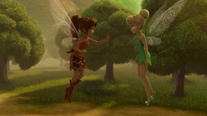 кадры и фото из фильма Феи: Легенда о чудовище 3D