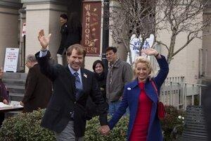 кадры и фото из фильма Грязная кампания за честные выборы