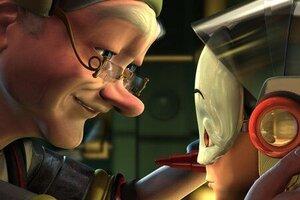 кадры и фото из фильма Пиноккио 3000
