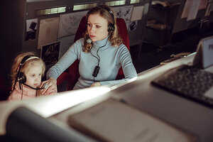 кадры и фото из фильма Салют-7. История одного подвига