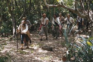 кадры и фото из фильма Остров сокровищ