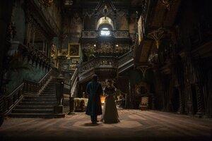 кадры и фото из фильма Багровый пик 3D