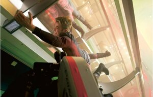 кадры и фото из фильма Стартрек: Возмездие IMAX 3D