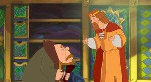 кадры и фото из фильма Три богатыря и шамаханская царица