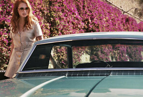 кадры и фото из фильма Дама в очках и с ружьем в автомобиле