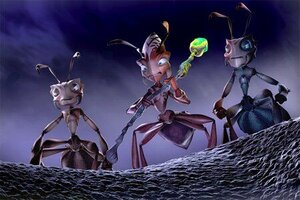 кадры и фото из фильма Гроза муравьев