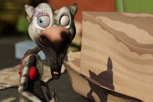 кадры и фото из фильма Сапсан 3D